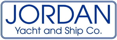Jordan Yacht & Ship Co. logo.