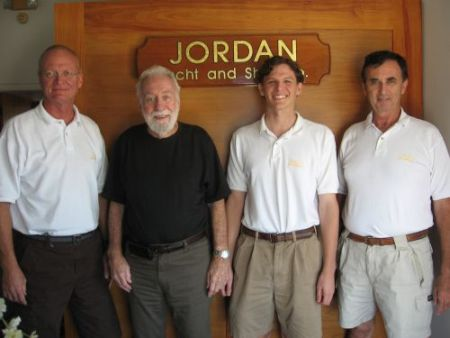 Jordan Yacht brokers 2010.