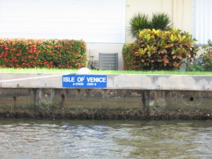 Isle of Venice is the eastern neighboring isle to Hendricks.