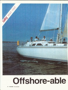 Sailing Magazine Review