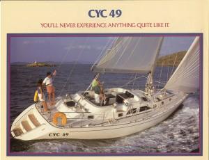 Caribbean Yacht Charter Flyer