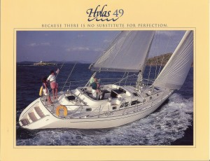 Hylas Flyer Gold