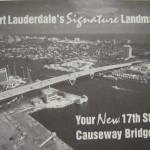 The New Clay Shaw Causeway Bridge.