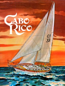 Cabo Rico 38 PDF Color Brochure (Click To Download)