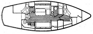 Bayfield 36 Layout