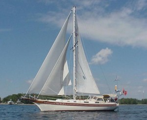 Bayfield 36 Sailboat