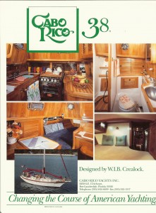 Cabo Rico 38 Handouts