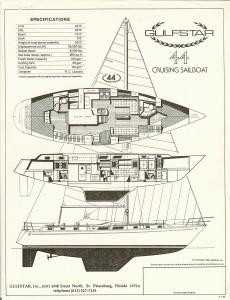Gulfstar 44 Mark I
