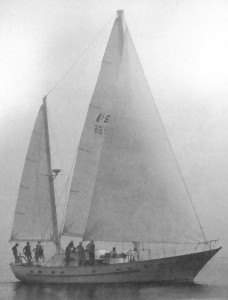 Limmershin, Seaton's original Nautical design