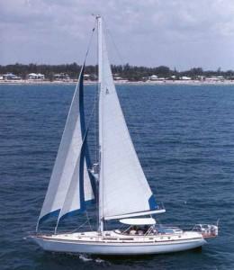 Gulfstar 60 Sloop