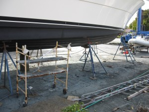Boat Bottom Paint