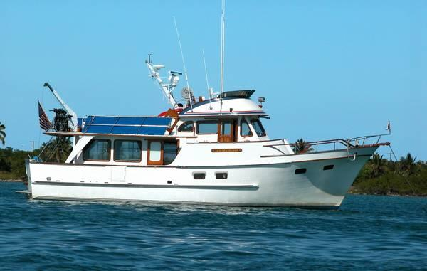 10 Best Trawlers From 40 to 50 Feet - Waves « Jordan Yacht Brokerage