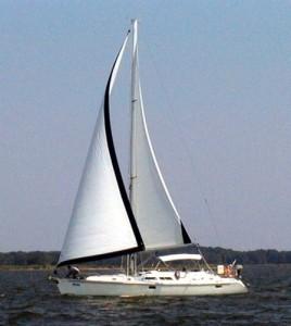 sailboat rig types sloop cutter ketch yawl schooner cat