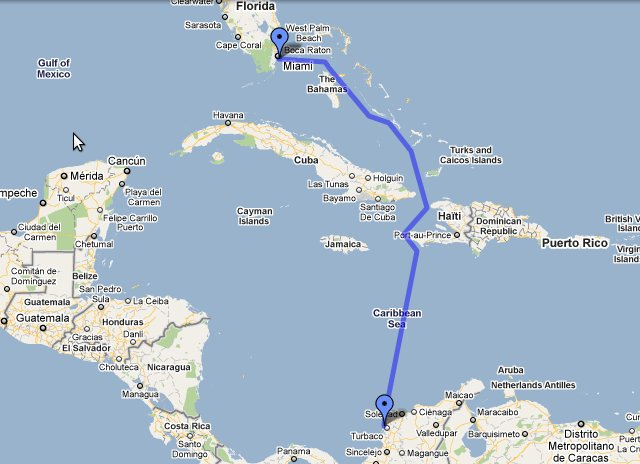 Guide To Cartagena Colombia From Miami Florida Waves