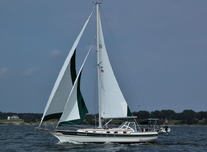 profile sailing