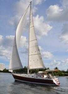 SusieQ 4 - Sailing