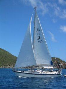 under-sail